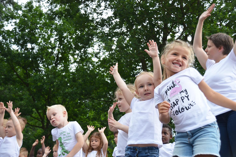 Ons doel: kinderen graag naar school laten komen